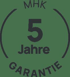 5 Jahre MHK Garantie | Küchenplanung - Eilmannsberger