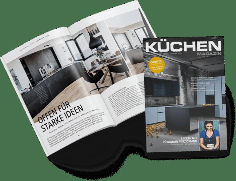 Küchenmagazin - Eilmannsberger Rohrbach