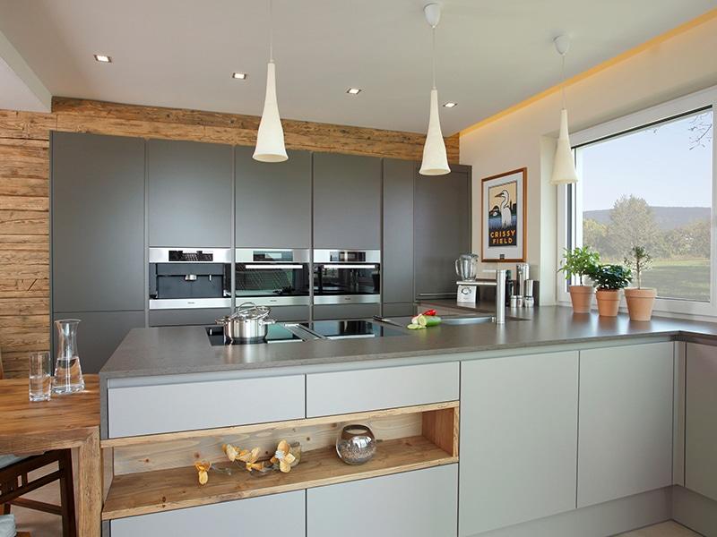 Kundenprojekt | moderne Küche