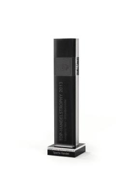 Award Handelstrophy 2013 - Eilmannsberger GmbH Rohrbach
