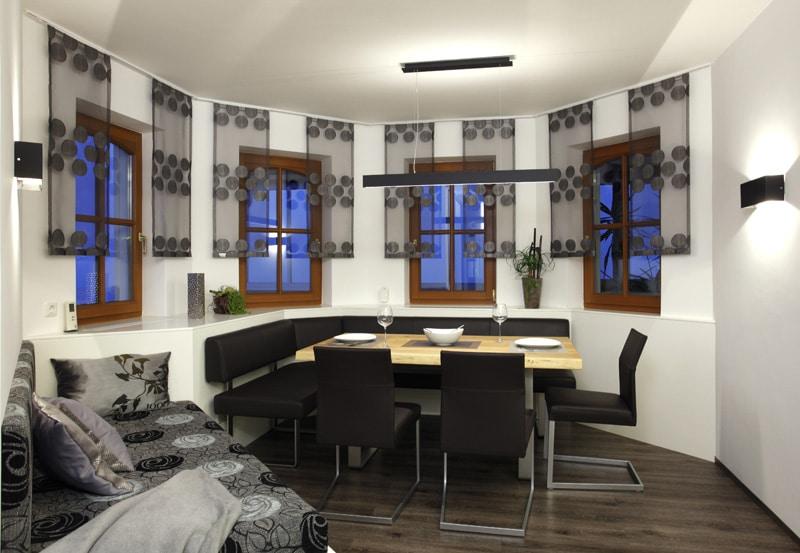 Moderner Essbereich - Eilmannsberger GmbH