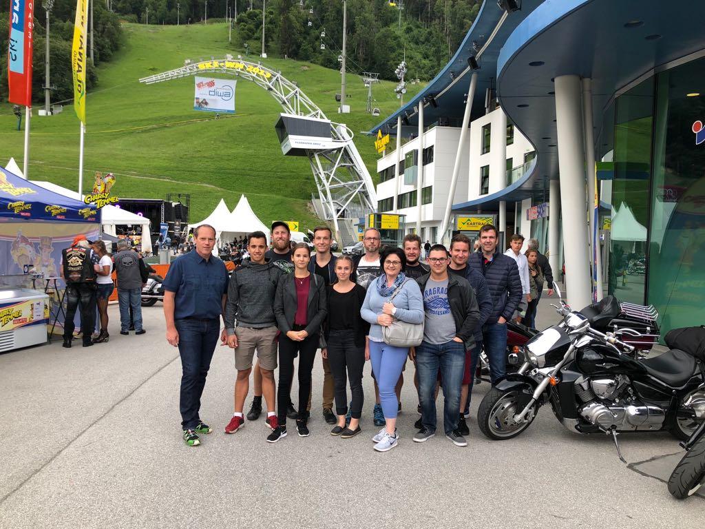 Firmenausflug Schladming - Eilmannsberger GmbH