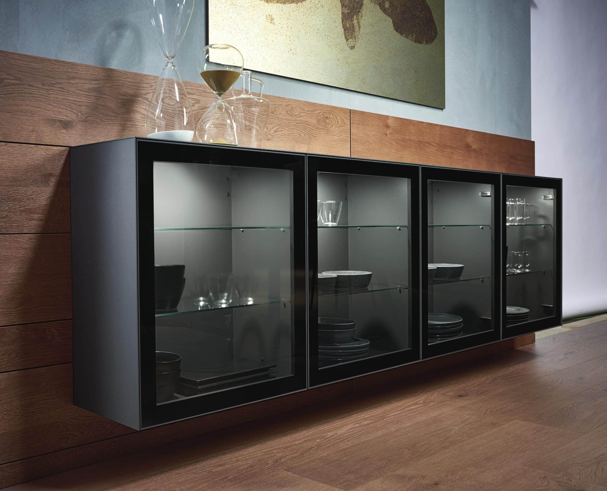 Glaskästen | Moderne Küche - Eilmannsberger