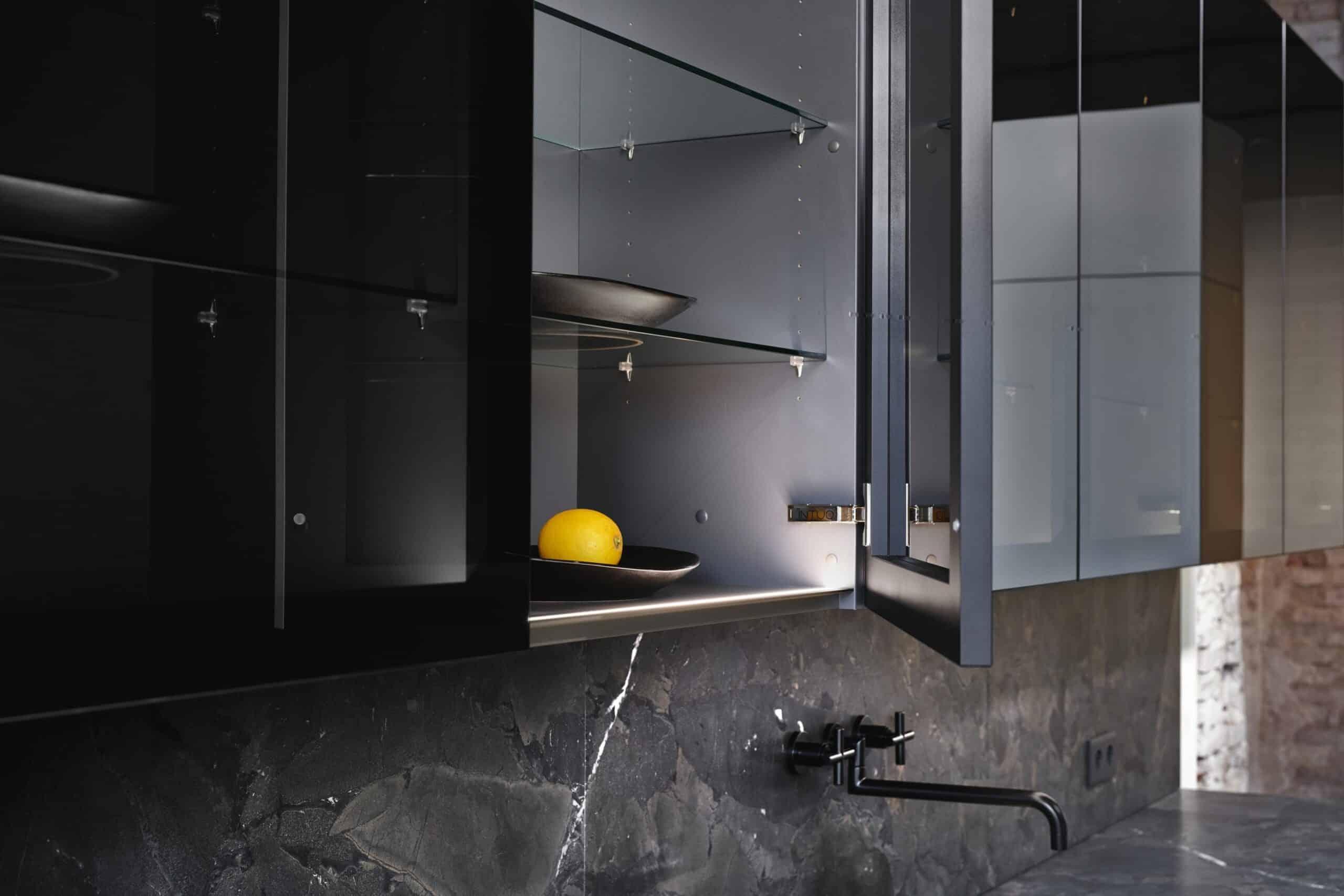 Glasschrank | Küchenplanung - Eilmannsberger Rohrbach