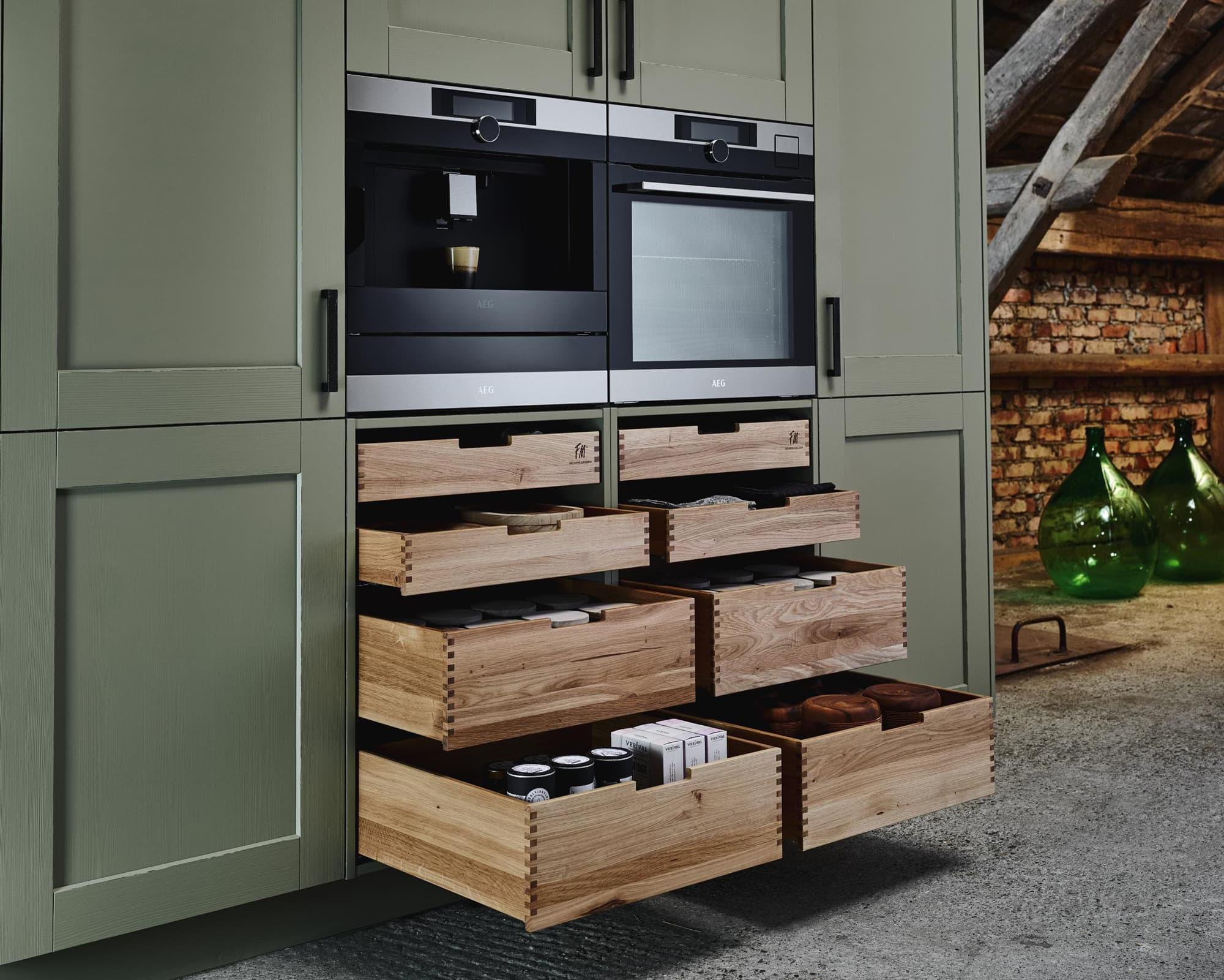 Küchenausstattung | Landhausküche - Eilmannsberger
