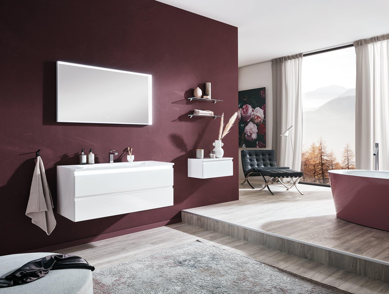 Badzimmer gestalten - Eilmannsberger GmbH