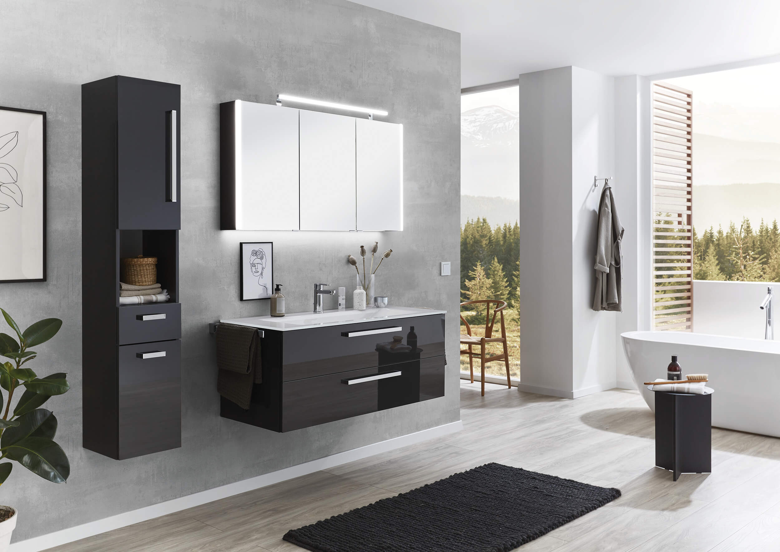 Badezimmer planen | Einrichtungsplaner - Eilmannsberger