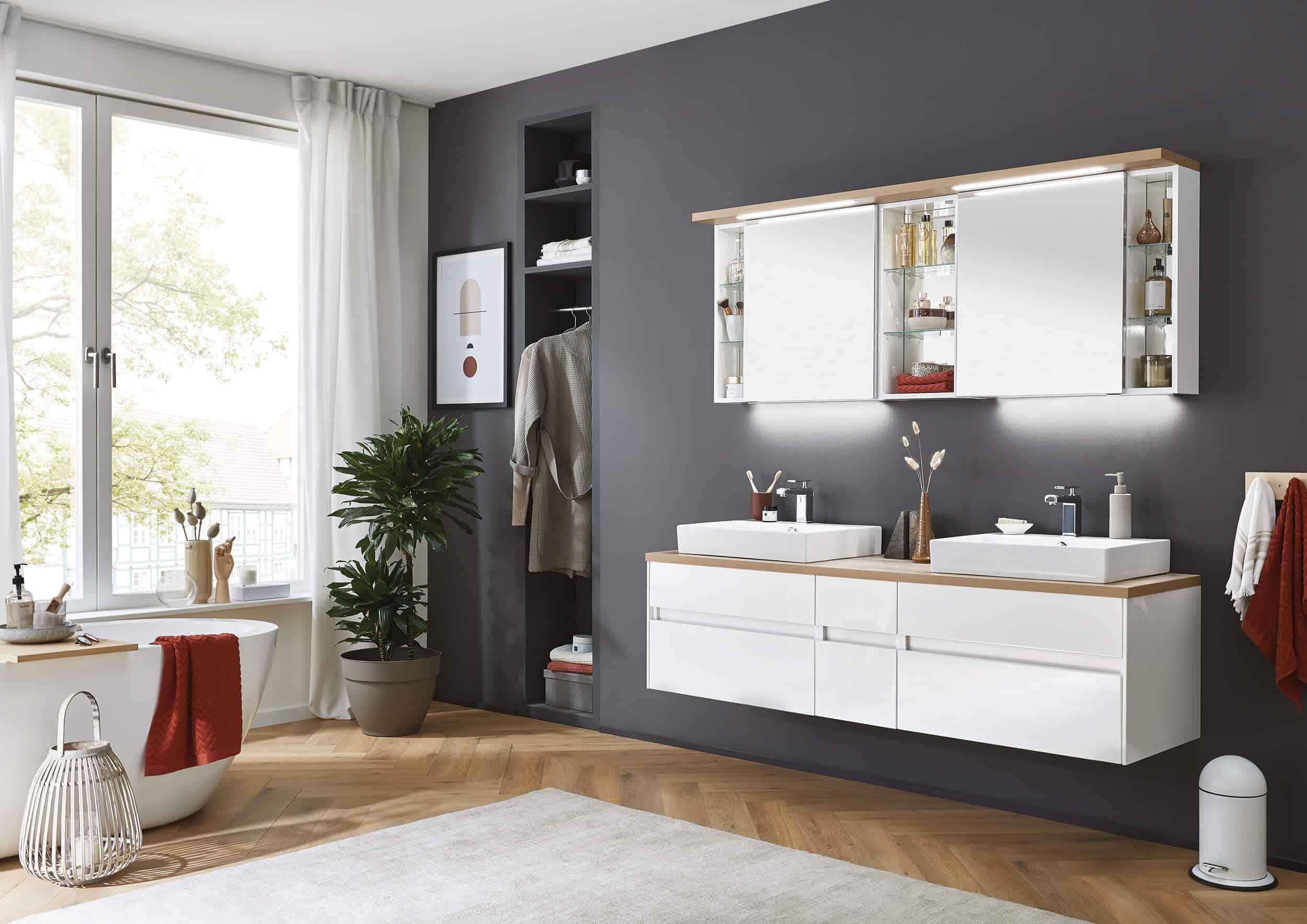 Badezimmer gestalten | Einrichtungsplaner - Eilmannsberger