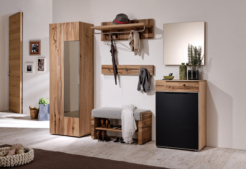 Vorzimmer planen | Einrichtungsplaner - Eilmannsberger GmbH