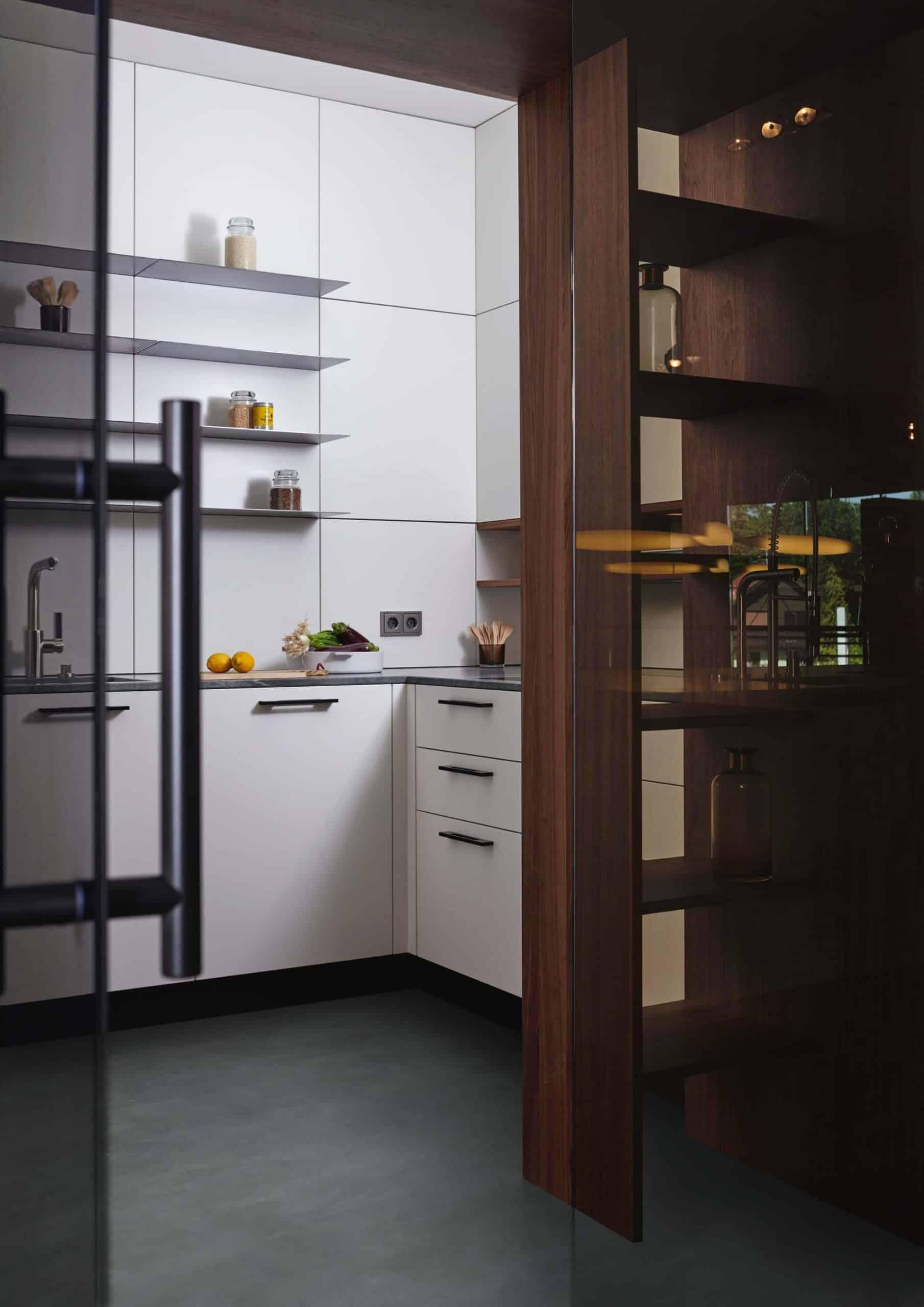 Klassische Küche von Eilmannsberger