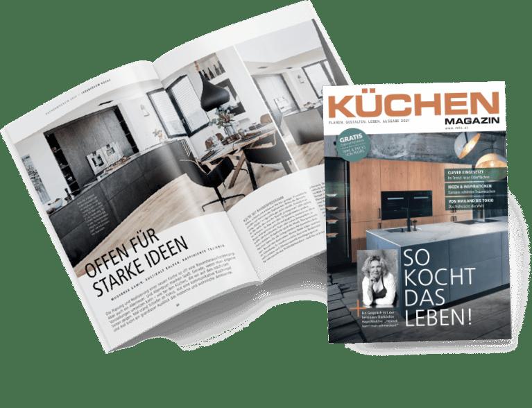 Küchenmagazin | Designküche - Eilmannsberger